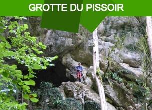 grotte du pissoir